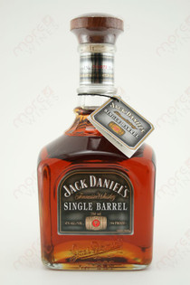 Jack Daniel's Single Barrel Tennessee Whiskey 750ml