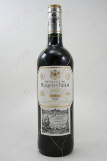 Herederos Del Marques De Riscal Rioja Reserva 2008 750ml