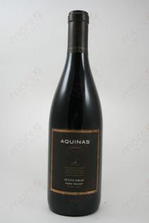 Aquinas Petite Sirah 2007 750ml