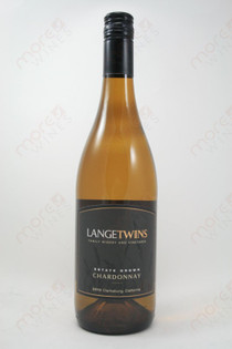 Lange Twins Chardonnay 2010 750ml
