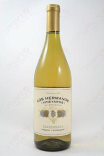Los Hermanos Chardonnay 750ml