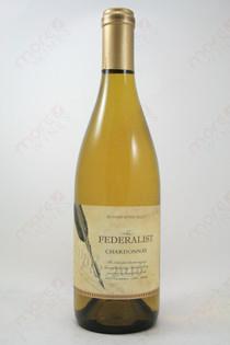The Federalist Chardonnay 750ml