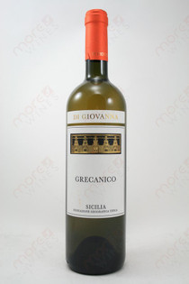 Di Giovanna Grecanico White Wine 2008 750ml