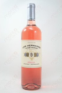 Los Hermanos Rosado 750ml
