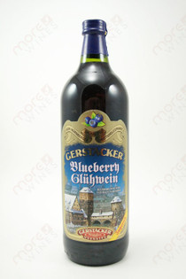 Weinkellerei Gerstacker Nurnberger Blueberry Gluhwein 1L