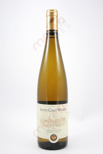 South Coast Winery Gewurztraminer 2014 750ml