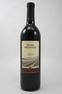 Glass Mountain Merlot 2011 750ml