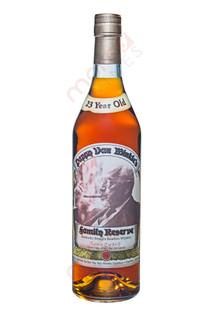Pappy Van Winkle 23 Year Old Bourbon Whiskey 750ml