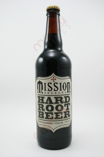 Mission Brewery Hard Root Beer 22fl oz