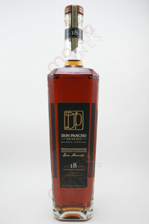 Don Pancho Origenes Reserva Especial 18 Year Old Rum 750ml