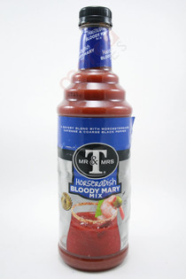 Mr & Mrs T Horseradish Bloody Mary Mix 1L