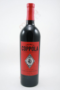 Francis Ford Coppola Diamond Collection Scarlet Label Red Blend 2012 750ml