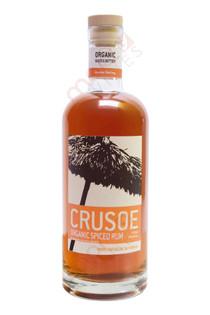 Greenbar CRUSOE Organic Spiced Rum 750ml