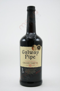 Galway Pipe 12 Year Old Grand Tawny Port 750ml