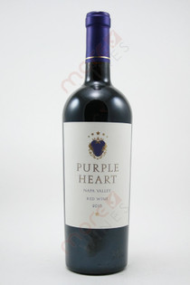 Purple Heart Red Wine 2013 750ml