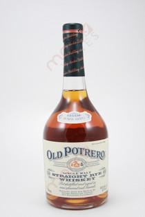 Anchor Old Potrero Single Malt Straight Rye Whiskey 750ml
