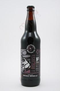Black Market Ashcroft Imperial Brown Ale 22fl oz