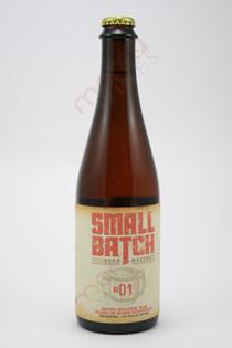 Small Batch Sour Golden Ale #01 22fl oz