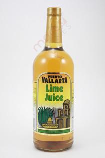 Puerto Vallarta Lime Juice 1L