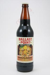 Ballast Point Indra Kunindra India Style Export Stout 22fl oz