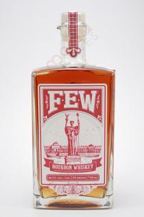 FEW Bourbon Whiskey 750ml