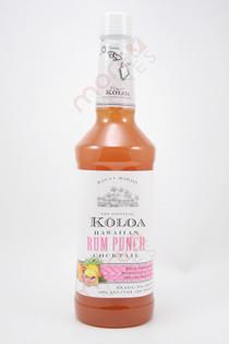 Koloa Hawaiian Rum Punch Cocktail 1L