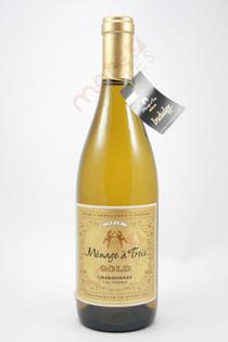Folie a Deux Menage a Trois Gold Chardonnay 2015 750ml