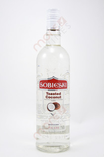 Sobieski Toasted Coconut Flavored Vodka 750ml