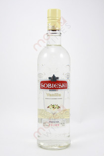 Sobieski Vanilia Flavored Vodka 750ml