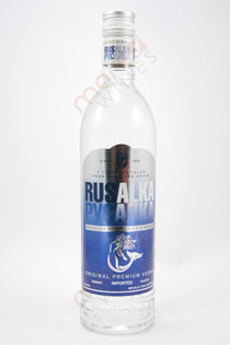 Rusalka Vodka 750ml