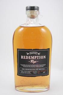 Redemption Pre-Prohibition Rye Revival Rye Whiskey 750ml