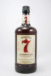 Seagram's 7 Crown Whiskey 1.75L