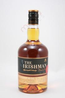 The Irishman Small Batch Single Malt Irish Whiskey 750ml