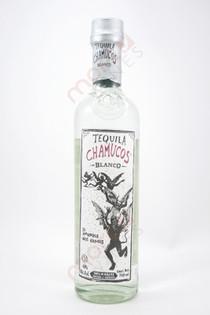 Chamucos Blanco Tequila 750ml