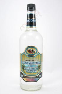 Potter's Coconut Rum 1L