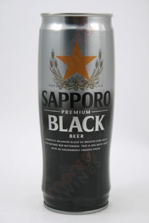 Sapporo Premium Black Beer 22fl oz