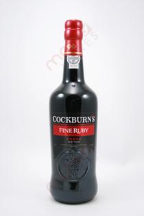 Cockburn's Fine Ruby Port 750ml