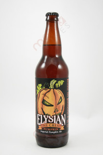 Elysian The Great Pumpkin Imperial Pumpkin Ale 22fl oz