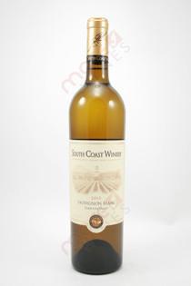 South Coast Sauvignon Blanc 2015 750ml