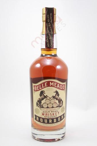 Belle Meade Bourbon — Nelson's Green Brier Distillery