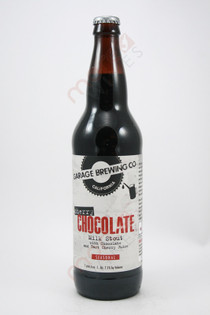 Garage Brewing Cherry Chocolate Milk Stout 22fl oz