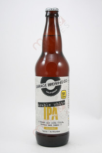 Garage Double White IPA 22fl oz