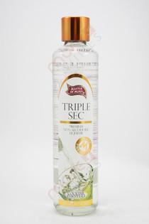 Master Of Mixes Cocktail Essentials Triple Sec Non-Alcoholic Liqueur 375ml
