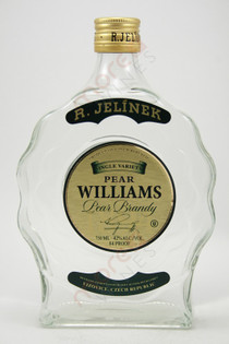 R. Jelinek Pear Williams Pear Brandy 750ml