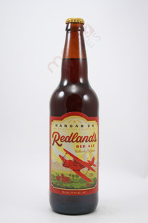Hanger 24 Redlands Red Ale 22fl oz