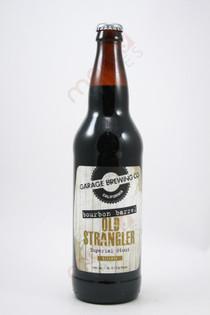 Garage Bourbon Barrel Old Strangler Imperial Stout 22fl oz