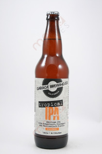 Garage Tropical IPA 22fl oz