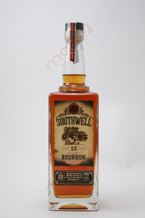 Southwell 12 Year Old Straight Bourbon Whiskey 750ml