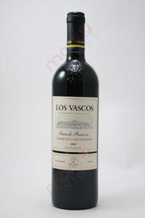 Los Vascos Grande Reserve Cabernet Sauvignon 2013 750ml