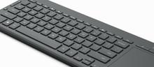 Keyboard Wireless all-in-one keyboard